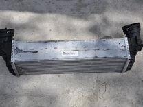 Интеркулер турбины BMW X5 E70 F15 X6 E71 F16