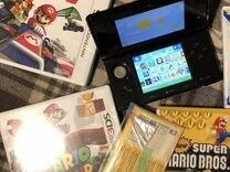 Nintendo 3ds и игры