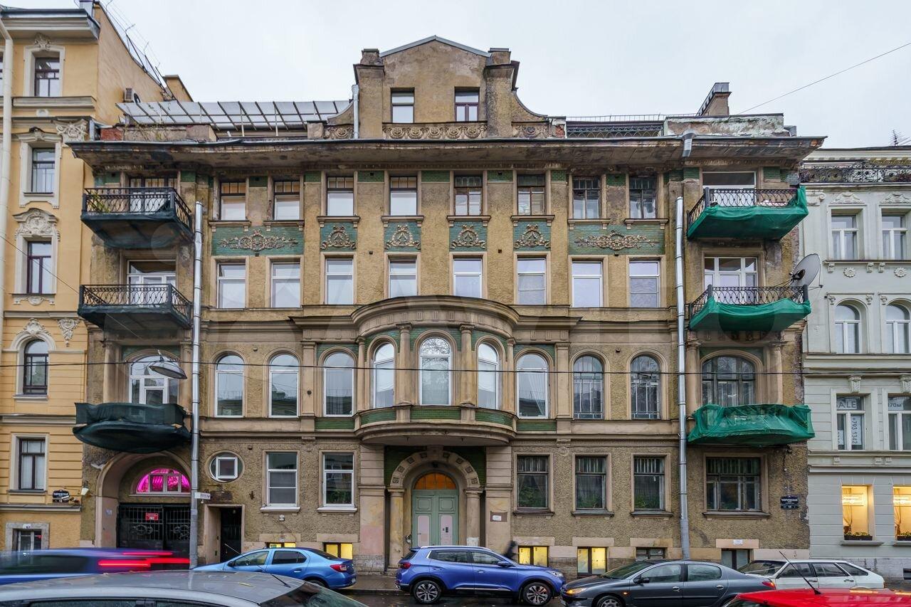2-к квартира, 68.8 м², 2/5 эт.  89052224582 купить 1