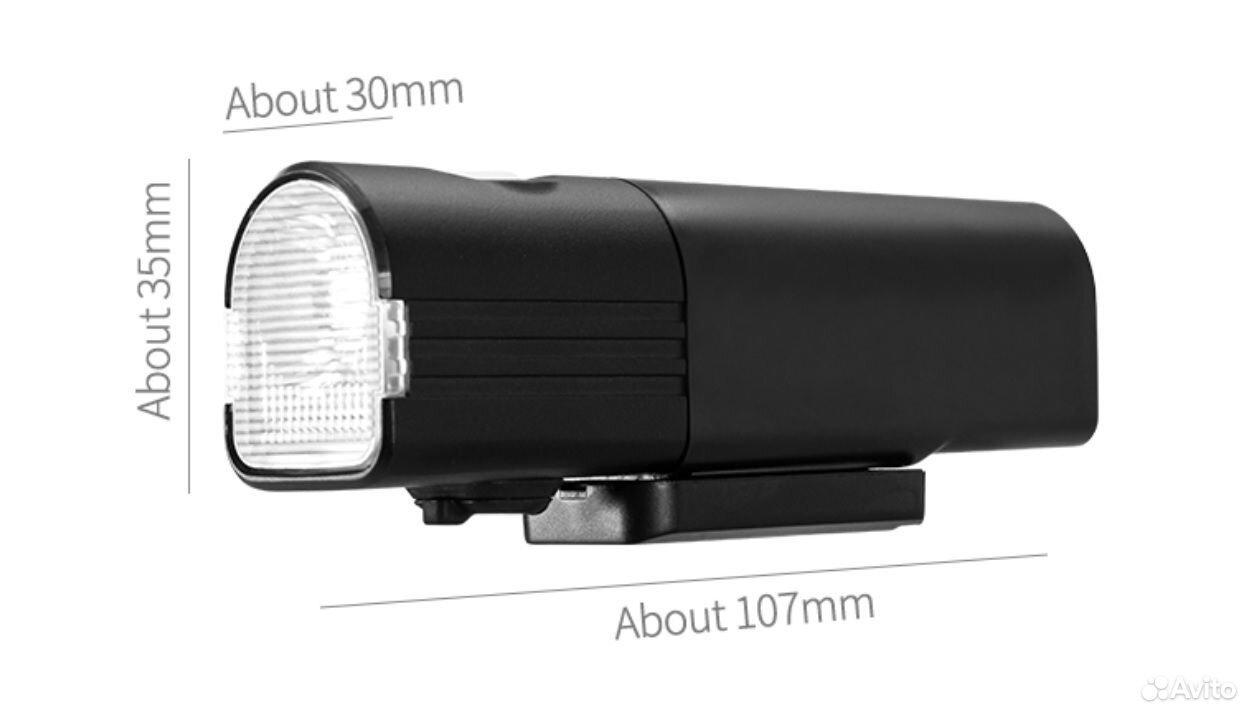 Велосипедный фонарь rockbros V6-800 89114539100 купить 6