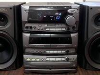 Mузыкальный центр Kenwood RXD-550