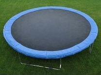 Батут диаметр 4 метра