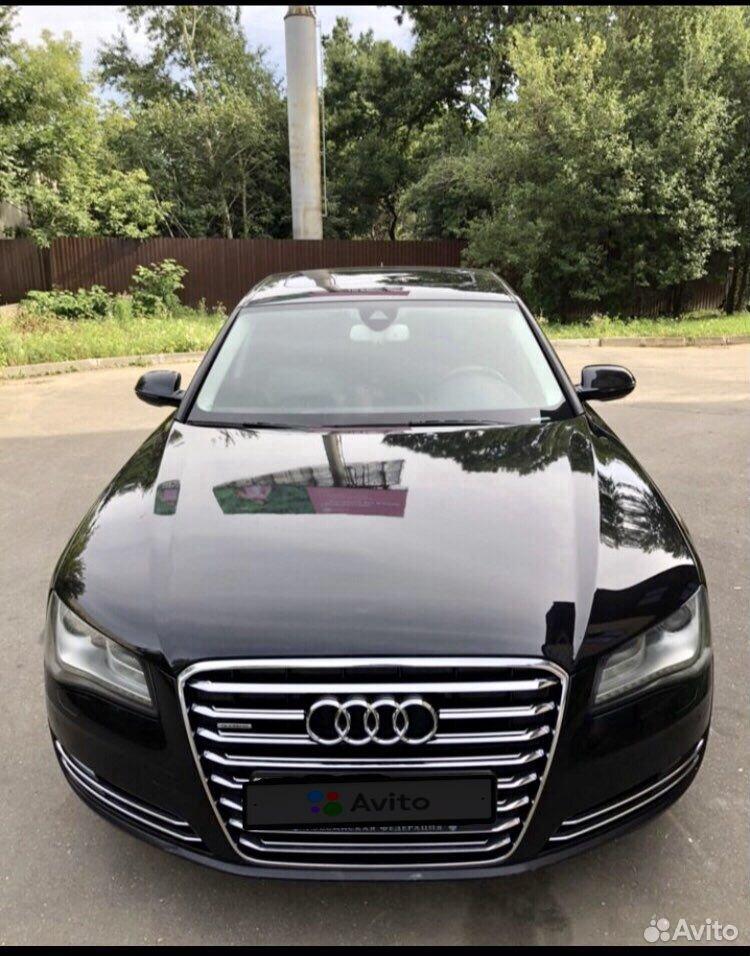 Audi A8, 2013 89678341610 купить 3