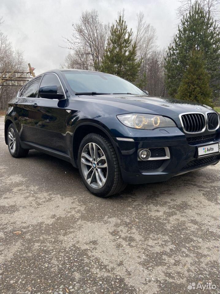 BMW X6, 2013 89177627362 kaufen 9