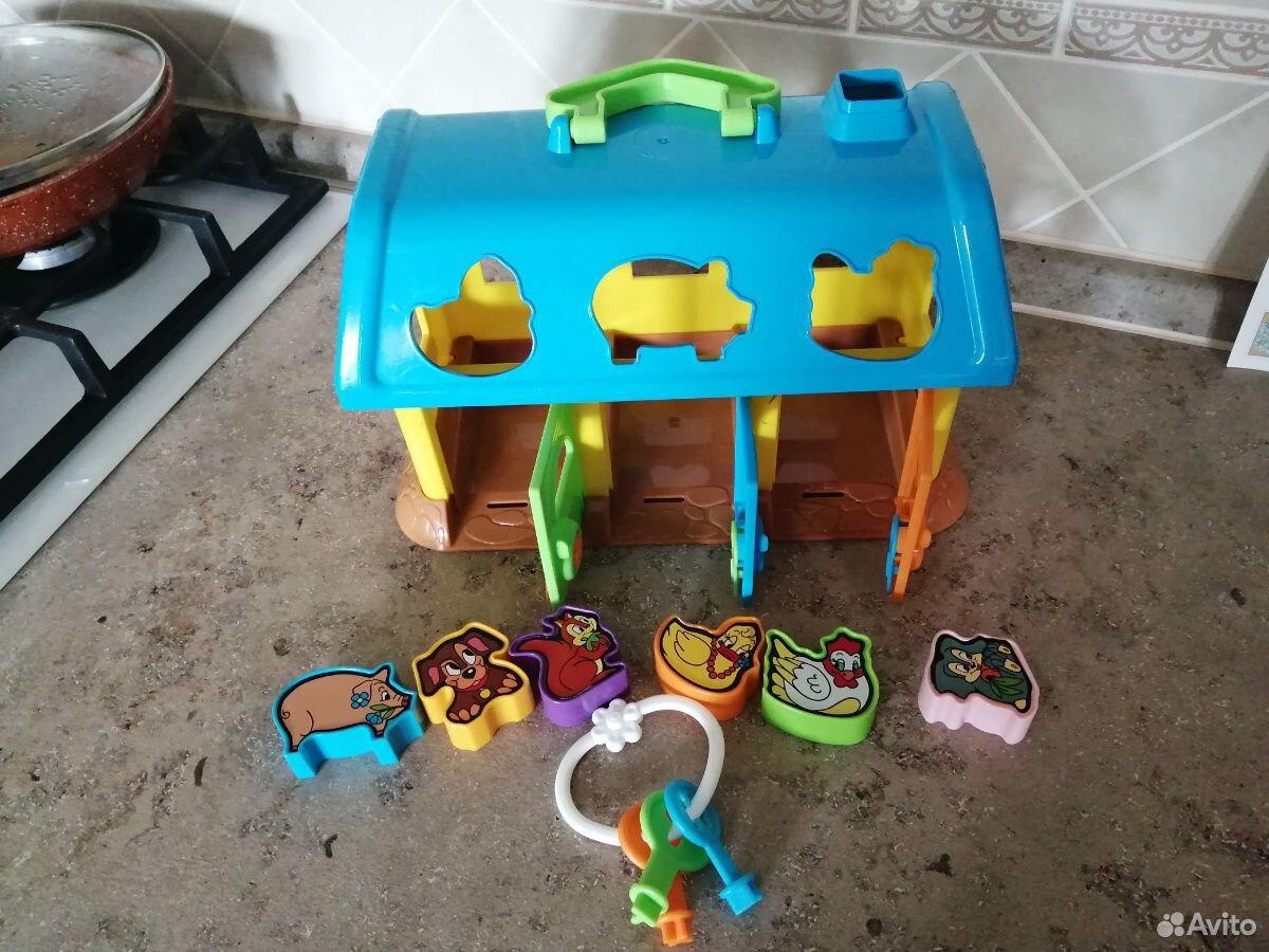 Развивающие игрушки  89208255055 купить 7