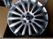 Новые диски Реплика R17 на Форд