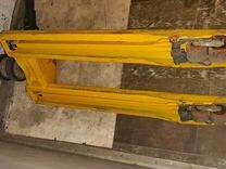 Гидравлическая тележка (рохля) Jungheinrich am22