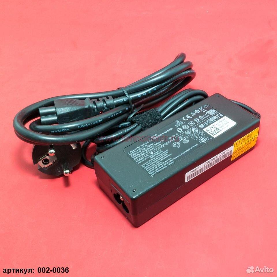 Dell зарядки для ноутбуков В ассортименте