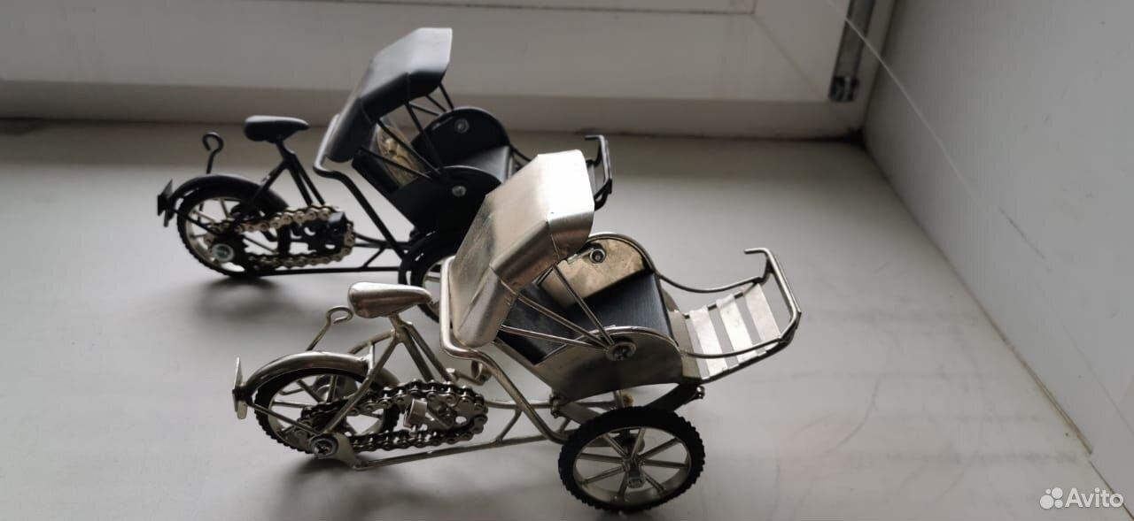 Модельки коляски велорикши Вьетнам