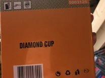 Алмазный Чашки 2-х рядные