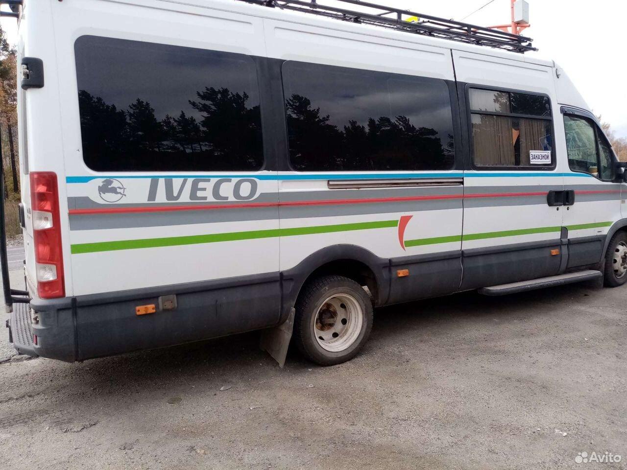 Автобус Ивеко дейли  89644638563 купить 6