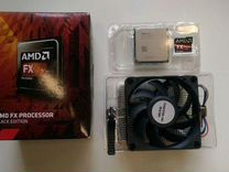 CPU AMD FX-4350 BOX Black Edition (FD4350F) 4.2 GH