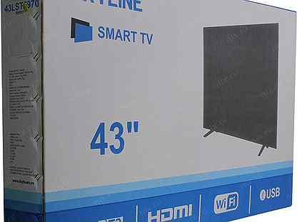 "Телевизор SkyLine 43LST5970 43"" (2019) — Аудио и видео в Твери"
