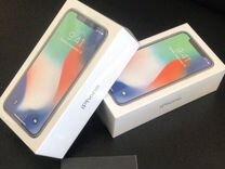 iPhone X(10) 64/256gb Рассрочка,Гарантия 1 Год
