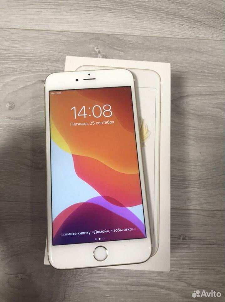 iPhone 6s Plus 64 / оригинал  89378612132 купить 1