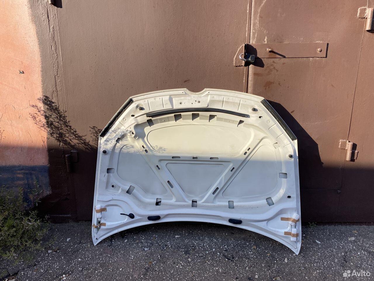Капот белый Volkswagen Golf 6  89534684247 купить 4