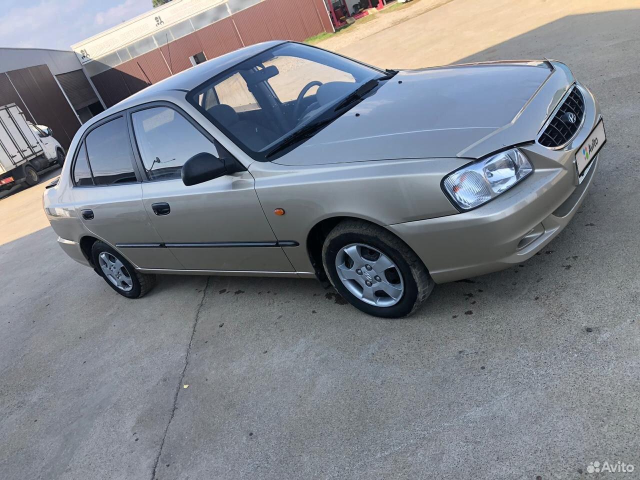 Hyundai Accent, 2005  89024077011 купить 1