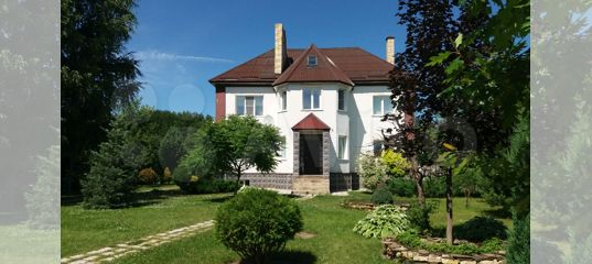 Дом 600 м² на участке 21 сот. в Липецкой области | Недвижимость | Авито