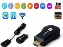 Anycast M4 Plus. Wi-Fi адаптер