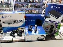 Sony/Xbox/приставки/акссесуары