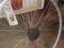 Кассета на скоростной велосипед