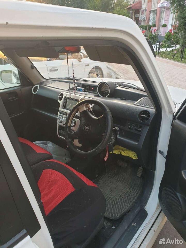 Toyota bB, 2002  89143908623 купить 6