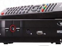 DVB-T2 TV Star T1000 20 кан. цифровой ресивер