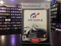 Gran Turismo 4 Б.У. игры Playstation 2