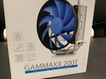 Кулер процеccорный Deepcool Gammaxx 200T новый