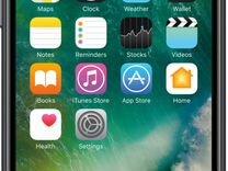iPhone 7 32Гб Black.Как Новый.Гарантия.Магазин