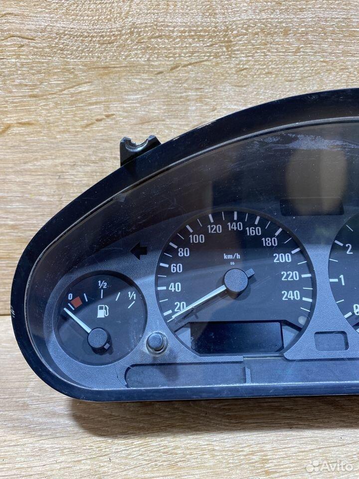 Панель приборов BMW E36 бензин 772098  89534684247 купить 2