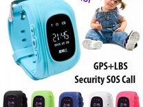 Продаю детские часы с GPS