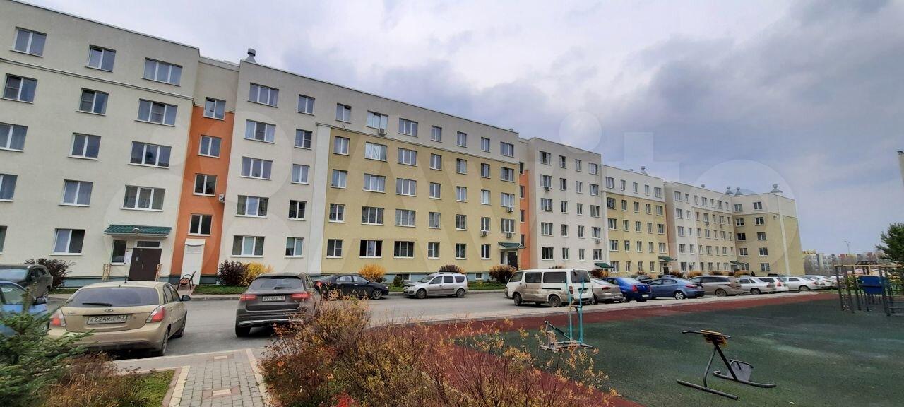 3-к квартира, 60.7 м², 4/5 эт.