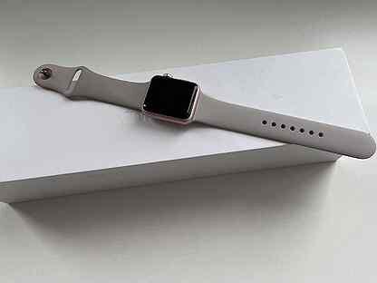 Часы apple watch 1 38 mm