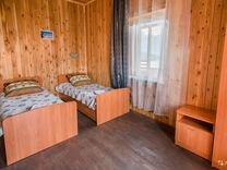 Турбаза на Байкале