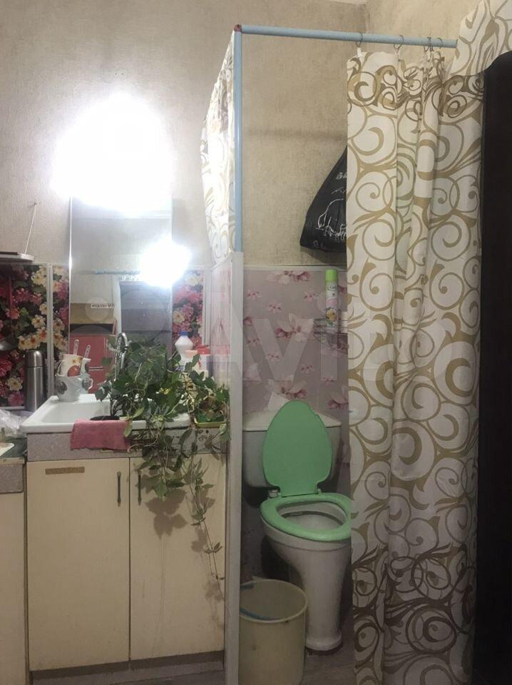 Комната 14 м² в 1-к, 1/5 эт.  89029965503 купить 3