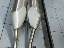 Комплект глушителей BMW K1600GT, K1600GTL