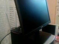 Монитор View Sonic. 19 дюймов — Товары для компьютера в Самаре