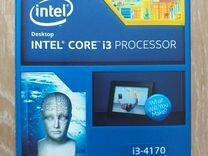 Intel Core i3-4170 BOX, 3.7GHZ, 3MBCache, LGA115