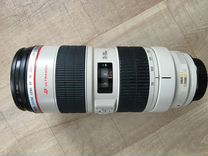 Объектив canon EF 70-200 f/2.8L IS USM
