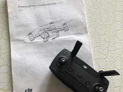 Продам дрон DJI Spark MM1A Fly More Combo