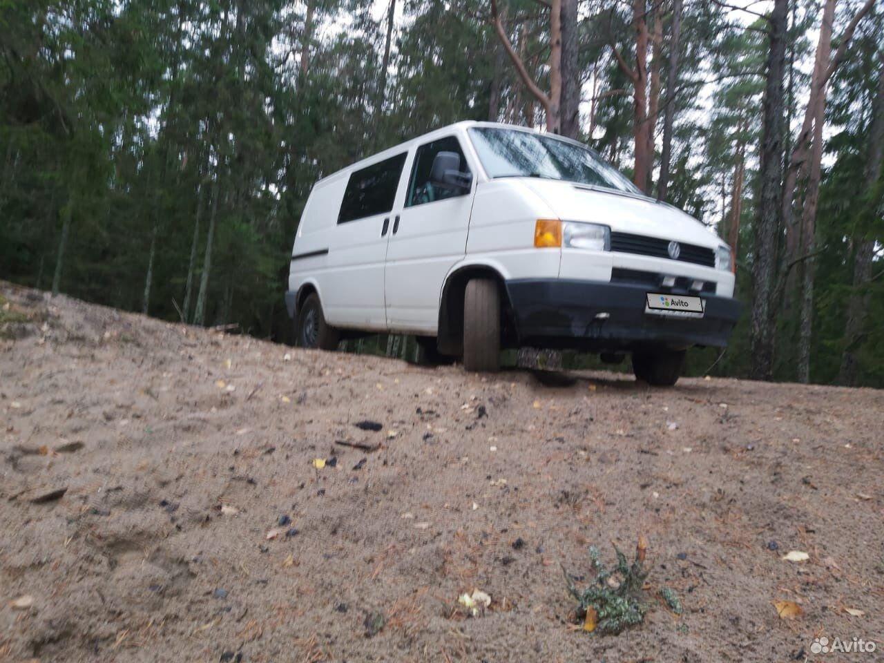 Volkswagen Transporter, 1993  89388086569 купить 2