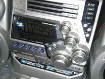 Музыкальный центр JVC MX-GT80 — Аудио и видео в Челябинске
