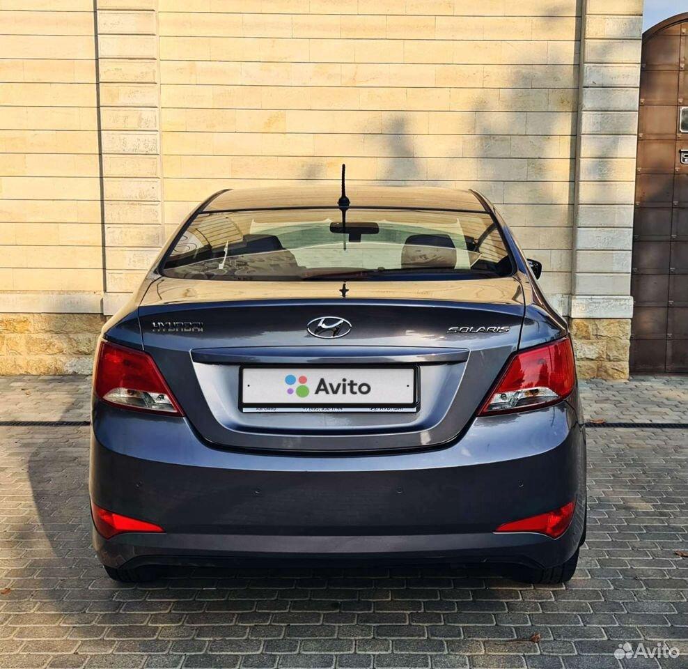 Hyundai Solaris, 2015  89528721649 купить 9