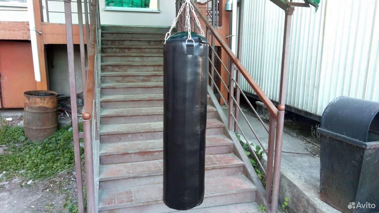 Боксерский мешок с резиновой крошкой  89049917438 купить 1