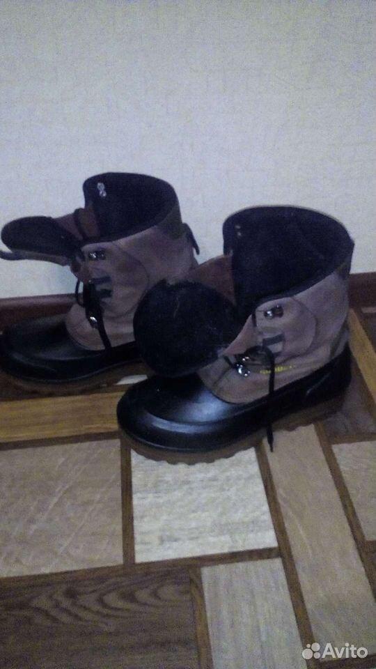 Ботинки туристические  89522554050 купить 4