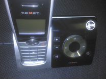 Радиотелефон Texet tx-d7455a