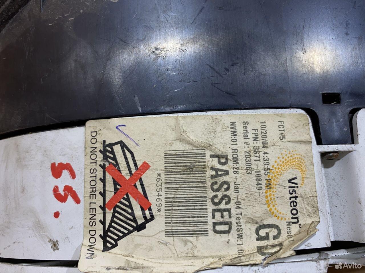 Панель приборов Ford Mondeo 3 дизель 772099  89534684247 купить 5