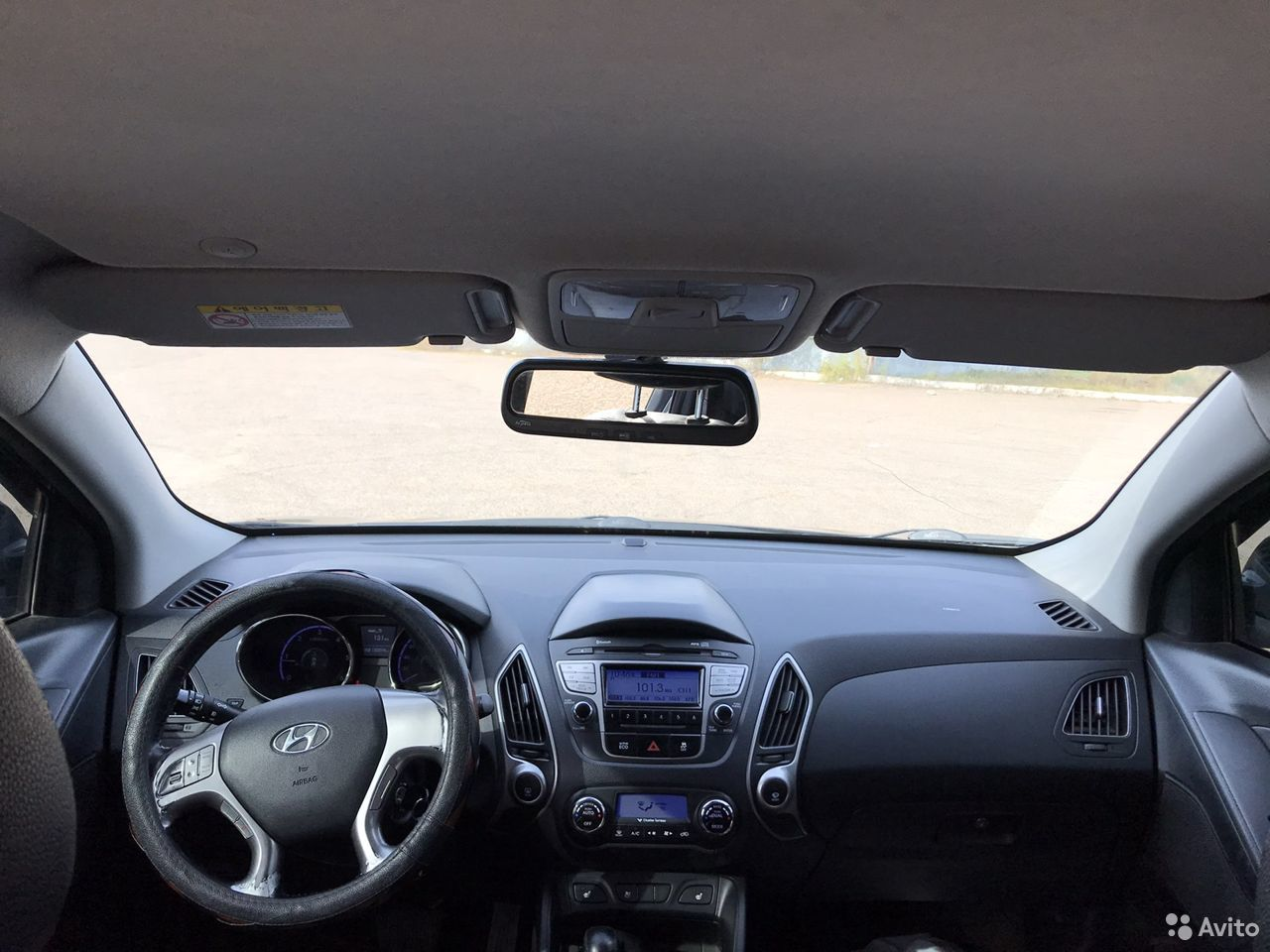 Hyundai Tucson, 2010  89676214843 купить 5