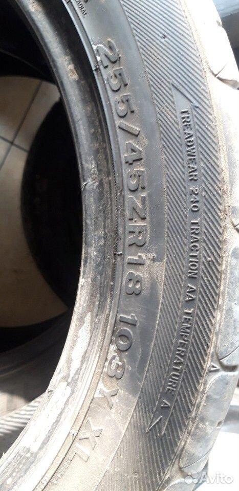 Tires 255/45R18  89252295444 buy 8
